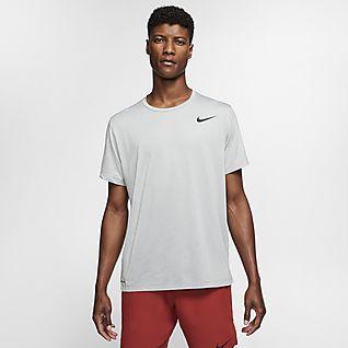 tee shirt fitness homme nike