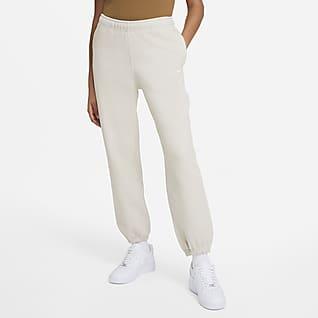 NikeLab Pantalón de tejido Fleece - Mujer