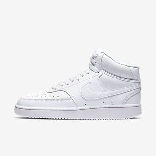NikeCourt Vision Mid Γυναικείο παπούτσι
