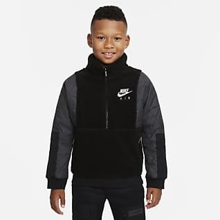 Nike Air Зимняя толстовка для мальчиков школьного возраста