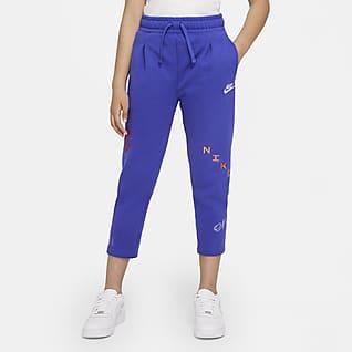 Nike Sportswear Big Kids' (Girls') Crop Pants