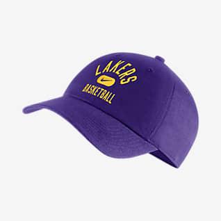 Los Angeles Lakers Heritage86 Бейсболка Nike НБА