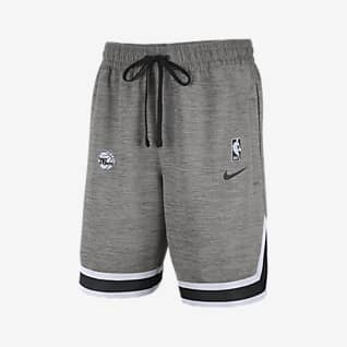 76ers Men's Nike Therma Flex NBA Shorts