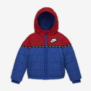 Nike Sportswear Chamarra acolchada con relleno sintético infantil