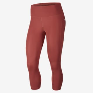 Nike Epic Fast 女款中腰短版跑步內搭褲