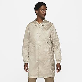 Nike Sportswear Style Essentials Uzun Erkek Antrenör Ceketi