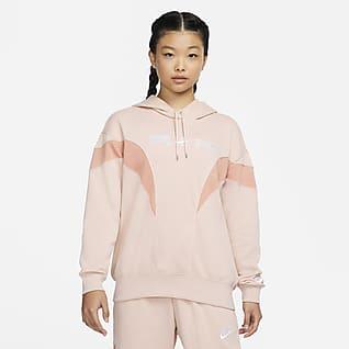Nike Air เสื้อมีฮู้ดผู้หญิง