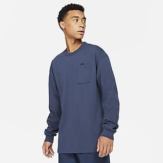 Nike Sportswear Max 90 Men's Long-Sleeve Pocket T-shirt