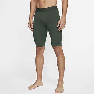 Nike Yoga Dri-FIT Infinalon Utility-Shorts für Herren