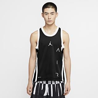 Jordan Air Basketbaljersey voor heren