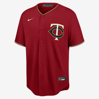 MLB Minnesota Twins Men's Replica Baseball Jersey