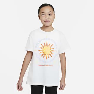 Nike Sportswear Essential Big Kids' (Girls') T-Shirt