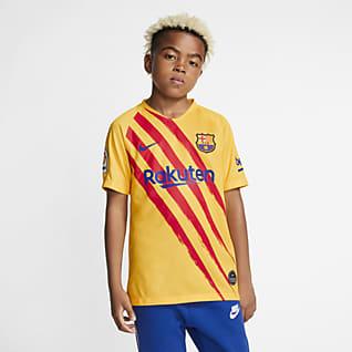 FC Barcelona Stadium - Quarta Maglia da calcio - Ragazzi