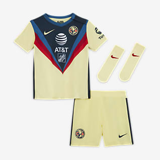 Club América de local Kit de futbol para bebé e infantil