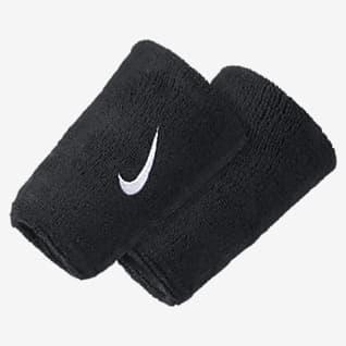 Nike Swoosh Muñequeras extraanchas