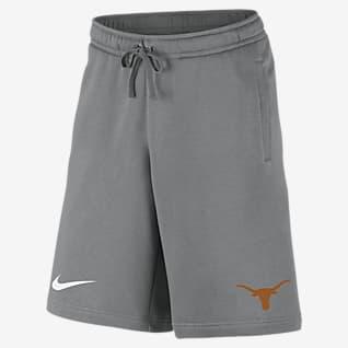 Nike College (Texas) Men's Fleece Shorts