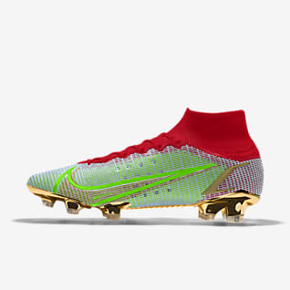 Nike Mercurial Superfly 8 Elite Mbappé By Street Soccer USA Botas de fútbol personalizables