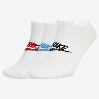 Nike Sportswear Everyday Essential Onzichtbare sokken (3 paar)