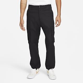 Nike SB กางเกงสเก็ตบอร์ดขายาวทรงคาร์โก้