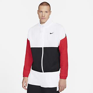 Nike Chamarra de básquetbol para hombre