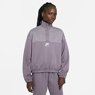 Nike Air Pull à 1/4 de zip pour Femme