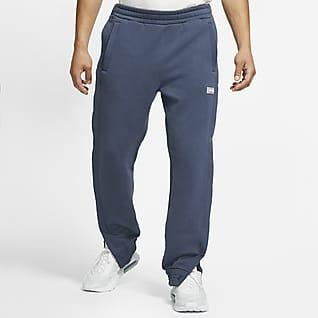 Nike F.C. Pantalones de fútbol de tejido Fleece para hombre