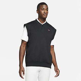 Nike Shield Tiger Woods Erkek Golf Yeleği