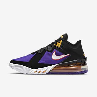 LeBron 18 低筒鞋 籃球鞋