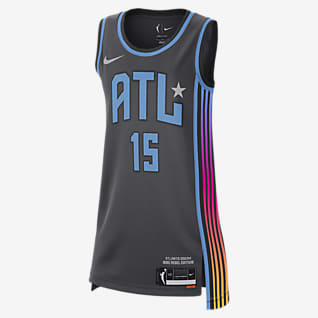 Tiffany Hayes Dream Rebel Edition Nike Dri-FIT WNBA Victory Jersey