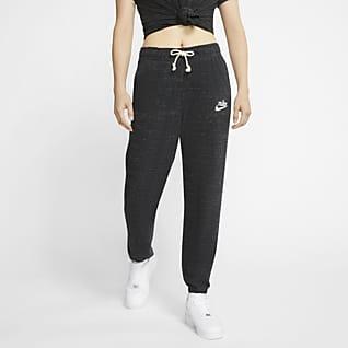 Nike Sportswear Gym Vintage Pantaloni - Donna