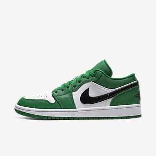 nike air force one mid green