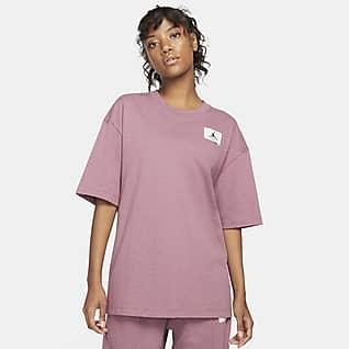 Jordan Essentials เสื้อยืดผู้หญิง