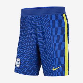 Equipamento principal Match Chelsea FC 2021/22 Calções de futebol Nike Dri-FIT ADV para homem