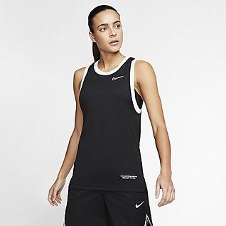 Nike Dri-FIT Ärmelloses Basketballoberteil