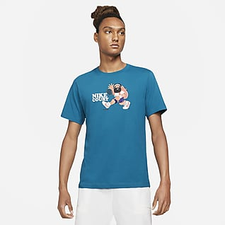 ナイキコート メンズ テニス Tシャツ