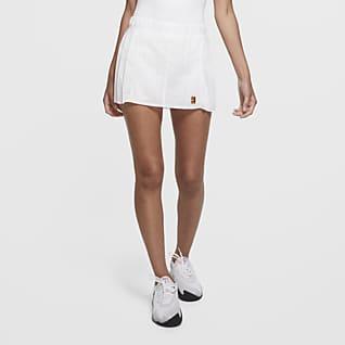 NikeCourt Slam Damen-Tennisrock