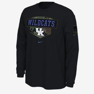 Nike College (Kentucky) Men's Long-Sleeve T-Shirt