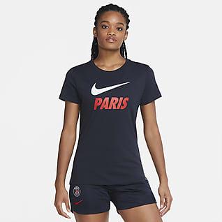 Paris Saint-Germain Fotbolls-t-shirt för kvinnor