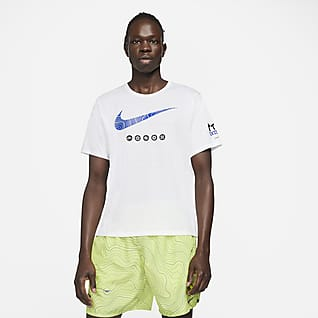 Nike Dri-FIT Miler Haut de running pour Homme