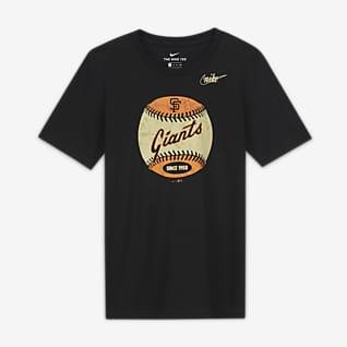 Nike (MLB San Francisco Giants) Big Kids' (Boys') T-Shirt