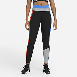 Nike One Leggings de 7/8 de bloques de color para mujer
