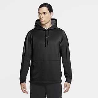 Nike Pro Felpa pullover con cappuccio - Uomo