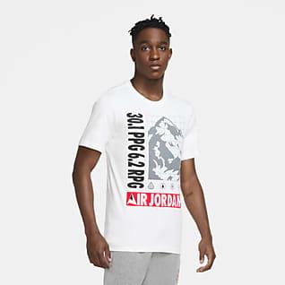 Jordan Winter Utility Men's Short-Sleeve T-Shirt