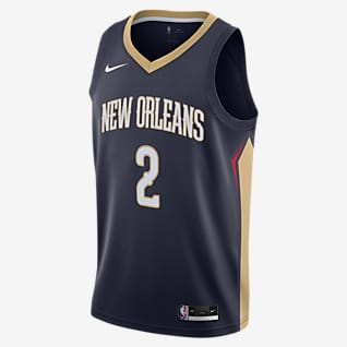 Pelicans Icon Edition 2020 Nike NBA Swingman Jersey