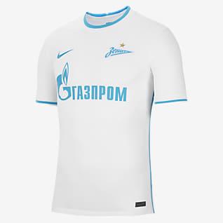 Выездная форма ФК «Зенит» 2021/22 Stadium Мужское футбольное джерси Nike Dri-FIT