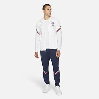 Paris Saint-Germain Strike Home Men's Nike Dri-FIT Football Tracksuit