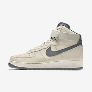 Nike Air Force 1 High By You Personalisierbarer Damenschuh