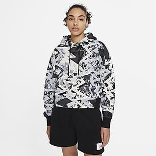 Jordan Heatwave Női kapucnis pulóver