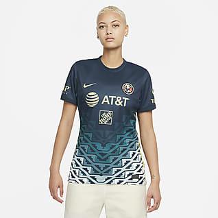 Club América visitante 2021/22 Stadium Jersey de fútbol - Mujer