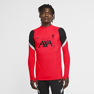 VaporKnit Strike Liverpool FC Camisola de treino de futebol para homem